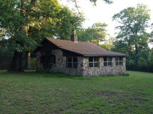 Boudreau cabin