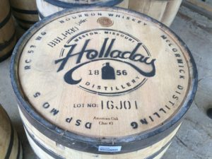 McCormick Distilling barrel