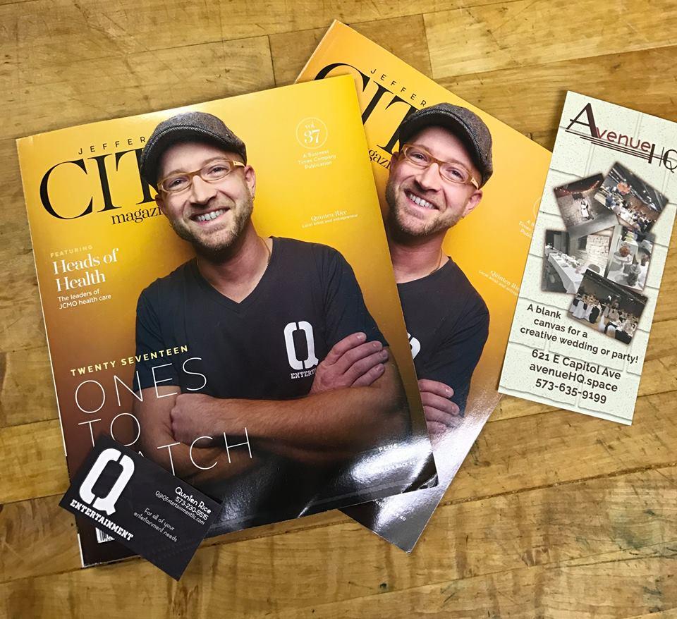 Jefferson City Magazine Cover